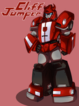 Cliffjumper by KinesisBoomer