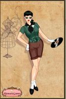 APH: 1950'S style Vietnam by mandababe12