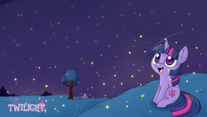 Ask Filly Twilight Wallpaper by Lustrous-Dreams