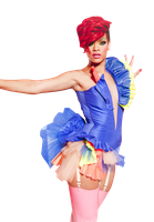 Rihanna PNG HQ by anime1991