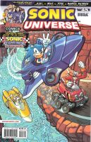 Sonic Universe 45 by Carnage-Kitsune