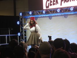 Comikaze Expo 2014: Geek Fashion Show 14 by iancinerate
