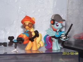 Team Fortress Two Ponies 2 by coonk9