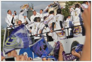 Champions of league Real Madrid C.F. 2011/12 - 6 by Dreans