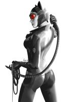 Catwoman (Batman Arkham City) by mrwhite84
