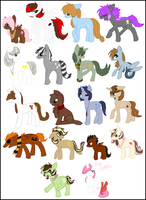 SO MUCH PONY by Thunderclap12
