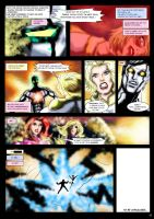 Justice League - Initiations (25) The End ? by adamantis