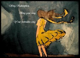 Sing Your Forbidden Song by macswake