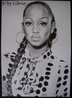 Alexandra Burke by Librie