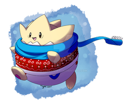 Pokeddexy: Favorite Baby Pokemon - Togepi by Togekisser