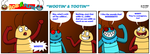 B'n'F - Wootin' and Tootin' by BluebottleFlyer