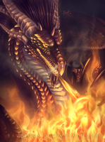 .: Birthed By Fire :. by Raveruna