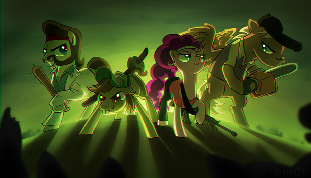 Left4Pone2 by Lachtaube