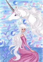 Last Unicorn Dreams by Neri-chan