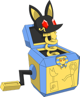 Jackal-in-the-Box by UMSAuthorLava