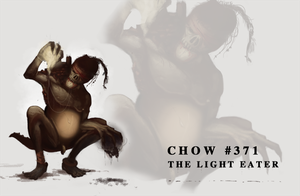CHOW #371 The Light Eater Concept by SunYo