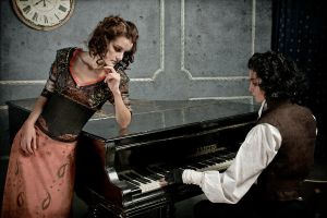 Blood, love and music by CharlieHotshot
