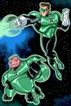 Green Lantern animated series by dichiara