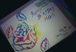 Happy Birthday Mom~ by Asilvia