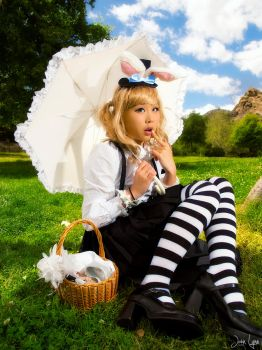 Elizabeth from Black Butler by SNTP