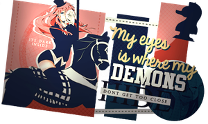 Demons by ModokiMokona