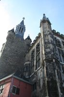 view in Aachen 13 by ingeline-art