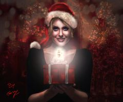 Lady Xmas by Sinphie