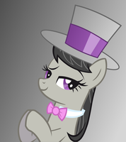Octavia's Tophat by TheOneWithTheOctaves