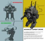 Sentry Mech Systems.... Colossus by demigogos
