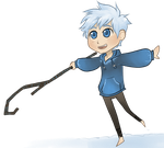 jack frost - ROTG by Sheinwolfs
