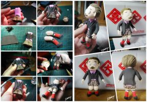 2014-1-5 Clay Mortdecai making by amoykid