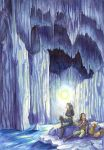 Larune's cave by Getsuart