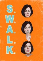 S.W.A.L.K. by enginemonkey