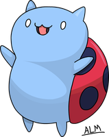 Catbug! by SuperAj3
