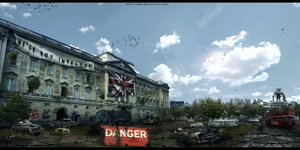 Buckingham Palace : Day-Z by Abzo
