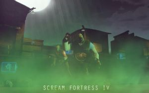 Scream Fortress IV by Yhrite