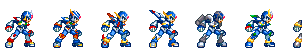 MMZ Style X Armors 1-6 by TheYungFe