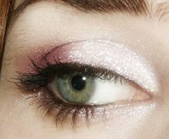 White-Pink Look by pink-spike