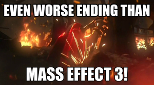An even worse ending than ME3 by Toa-Ignicus