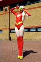 Fem Flash by GagaAlienQueen
