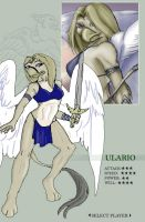 Ulario Jumps on the Bandwagon by Ulario
