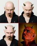 Making of ... the Devil by Mariusart