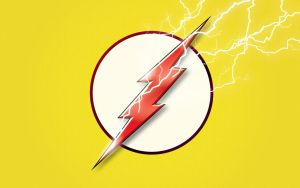 Kid Flash Wallpaper by JeremyMallin