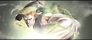 Guile Signature by murr3