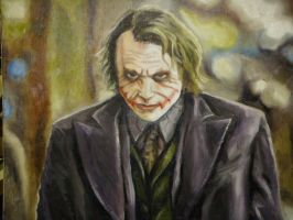 JOKER HL oil by darknight7