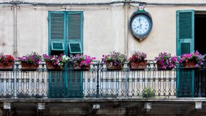 Balcony (2), Italy by Rob1962