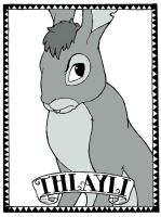 Watership Down Wallpaper: Thlayli by LostInTheTrees