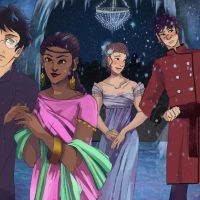 Yule Ball: Break the Ice by rinnyface