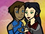 Korraasami-Two hearts are made of one by ATLAHero