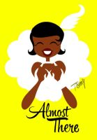 The Princess and the Frog - Almost There Tshirt by tamaradiaz